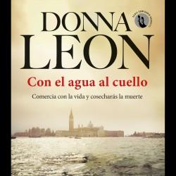 Con el agua al cuello – Donna Leon | Descargar PDF