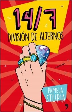 14/7. División de alternos - Pamela Stupia | Planeta de Libros