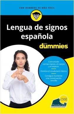 Lengua de signos española para Dummies - Fundación CNSE | Planeta de Libros