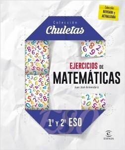 Ejercicios matemáticas 1º y 2º ESO – Juan José Armendáriz | Descargar PDF