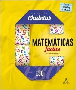 Matemáticas fáciles ESO - Juan José Armendáriz   Planeta de Libros