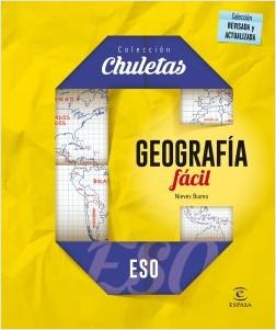 Geografía fácil para la ESO - Nieves Bueno | Planeta de Libros