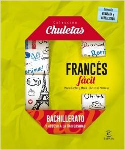 Francés fácil para bachillerato - Marie Fortes / Marie Christine Merceur | Planeta de Libros