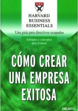 Como crear una empresa exitosa – AA. VV.   Descargar PDF