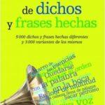 Diccionario de dichos y frases hechas – Alberto Buitrago Jiménez | Descargar PDF