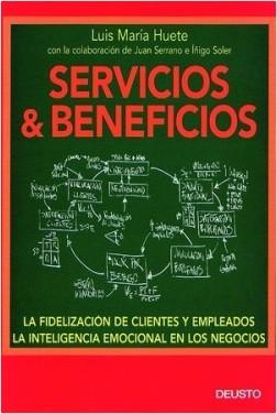 Servicios & beneficios - Luis Maria Huete Gomez | Planeta de Libros