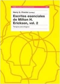Escritos esenciales de Milton H. Erickson  II - Harry G. Procter | Planeta de Libros