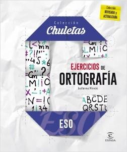Ejercicios de ortografía para la ESO - Guillermo Mirecki | Planeta de Libros