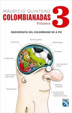 Colombianadas 3 - Mauricio Quintero   Planeta de Libros