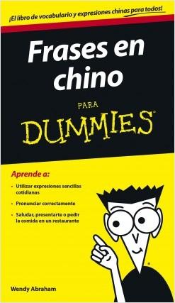 Frases en chino para Dummies – Wendy Abraham | Descargar PDF