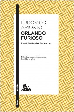 Orlando furioso – Ludovico Ariosto   Descargar PDF