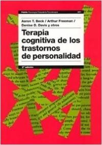 Terapia cognitiva de los trastornos de personalida – Aaron T. Beck | Descargar PDF