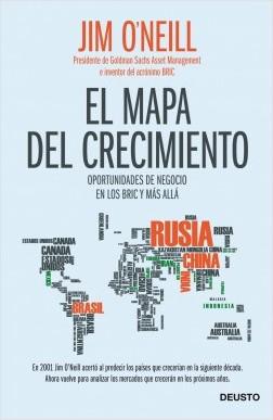 El mapa de crecimiento - Jim O´Neill | Planeta de Libros