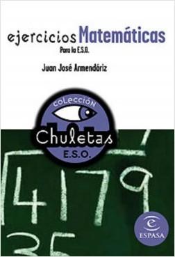 Ejercicios matemáticas para la ESO - Juan José Armendáriz | Planeta de Libros