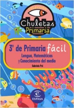 Chuletas para 3º de Primaria - Gabriela Pró | Planeta de Libros