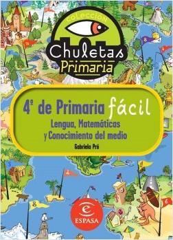Chuletas para 4º de Primaria - Gabriela Pró | Planeta de Libros