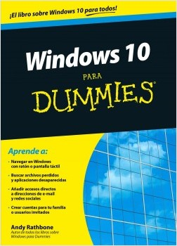 Windows 10 para Dummies - Andy Rathbone | Planeta de Libros