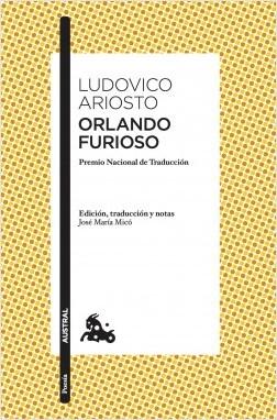 Orlando furioso - Ludovico Ariosto   Planeta de Libros