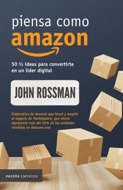 Piensa como Amazon – John Rossman | Descargar PDF