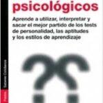Test psicológicos – Edward Hoffman | Descargar PDF