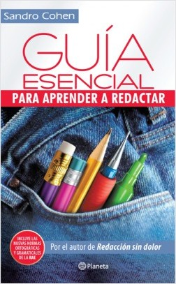 Manual esencial para formarse a redactar – Sandro Cohen | Descargar PDF