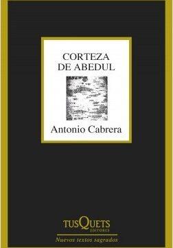 Corteza de abedul – Antonio Cabrera   Descargar PDF