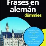 Frases en germano para Dummies – Paulina Christensen,Anne Fox | Descargar PDF