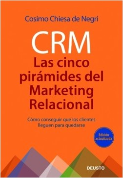 CRM Marketing relacional T.3 - Cosimo Chiesa de Negri   Planeta de Libros