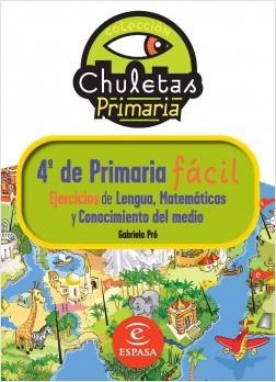 Ejercicios para 4º de Primaria - Gabriela Pró | Planeta de Libros