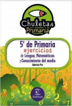 5º de Primaria fácil. Libro de Ejercicios - Gabriela Pró | Planeta de Libros