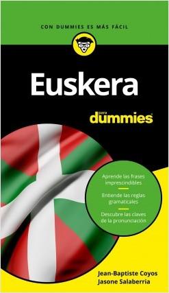 Euskera para Dummies - Jean-Baptiste Coyos,Jasone Salaberria | Planeta de Libros