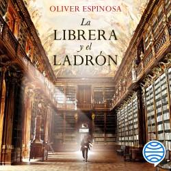 La librera y el ladrón - Oliver Espinosa   Planeta de Libros