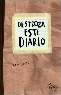 Destroza este diario (craft) – Keri Smith   Descargar PDF