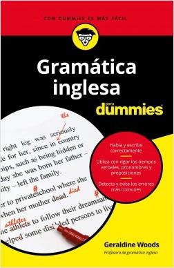 Gramática inglesa para dummies – Geraldine Woods | Descargar PDF