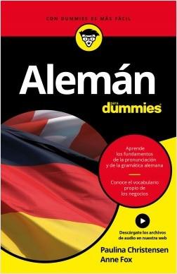 Germánico para Dummies – Paulina Christensen,Anne Fox | Descargar PDF
