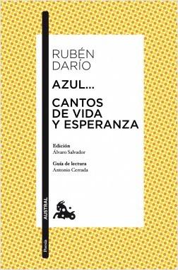 Azul... / Cantos de vida y esperanza - Rubén Darío   Planeta de Libros