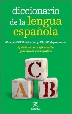 Diccionario de la lengua española Bolsillo - Espasa Calpe | Planeta de Libros