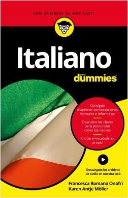 Italiano para Dummies - Francesca Romana Onofri,Karen Antje Möller | Planeta de Libros
