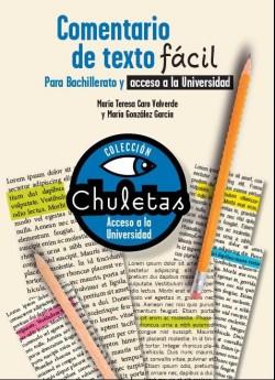 Comentario de texto fácil para Bachillerato - María Teresa Caro Valverde,María González García   Planeta de Libros