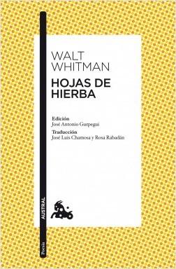 Hojas de hierba - Walt Whitman | Planeta de Libros