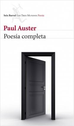 Poesía completa - Paul Auster | Planeta de Libros