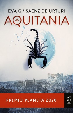 Aquitania – Eva García Sáenz de Urturi   Descargar PDF