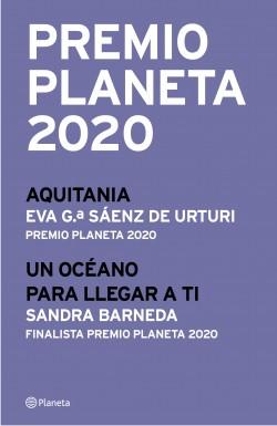 Premio Planeta 2020: vencedor y finalista (pack) – Eva García Sáenz de Urturi,Sandra Barneda | Descargar PDF