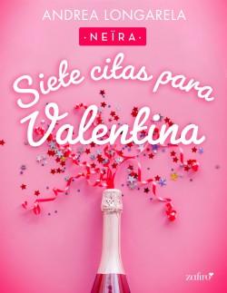Siete citas para Valentina – Andrea Longarela   Descargar PDF