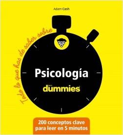 Psicología para dummies – Adam Cash | Descargar PDF