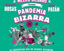 Pandemia bizarra – Alejandro Rosas,Julio Patán | Descargar PDF