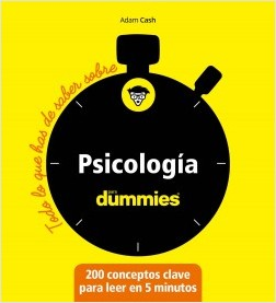 Psicología para dummies - Adam Cash | Planeta de Libros