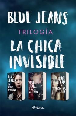 Trilogía La chica invisible (pack) - Blue Jeans | Planeta de Libros