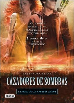 Cazad. de sombras IV – Ciudad de los ángeles caíd – Cassandra Clare   Descargar PDF