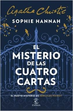 El ocultación de las cuatro cartas – Sophie Hannah | Descargar PDF